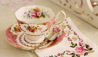 Jane Austen Tea at the Haven
