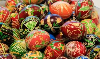 Polish Egg (Pisanka) Decorating Class – March 22
